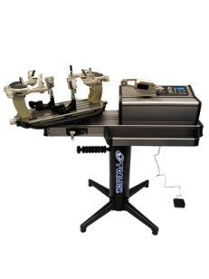 Tennisschläger Besaitungsmaschine - Vorführmodell 20% Rabatt - TOALSON Digital 6800i Bespannmaschine
