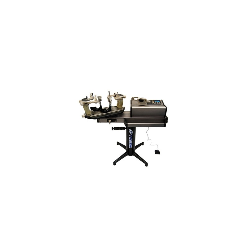 Tennis Stringing Machine - Demonstration Model 20% off TOALSON Digital 6800i Stringing Machine